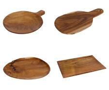 Breakfast Plate Teakwood Cutting Boards Serving Plate Wood Chopping Board