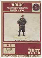 "Dust Tactics: SSU ""Iron Joe"" Primed Model D411 Dust 1947 1:48 - New & Sealed"