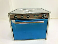 Vintage RV GAS STOVE OVEN Range camper travel trailer tiny house WEDGEWOOD 50s
