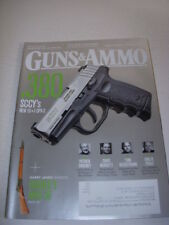 GUNS & AMMO Magazine, July, 2017, .380 SCCY'S NEW 10+1 CPX-3, FRANCE'S MAS-36!