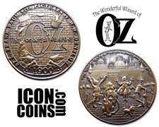 Limited Edition Wizard of Oz Collectors Coin