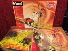 K'Nex Clock Work Building Set Thrill Rides Roller Coaster 305 pieces Complete