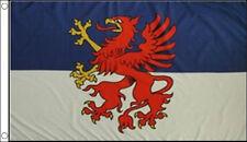 5' x 3' Pommern Flag German Germany Poland Polish Banner