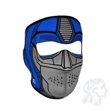 Robot Transformer Neoprene Full Face Mask Biker Ski Motorcycle Costume Paintball
