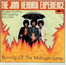 ★☆★ CD Single Jimi HENDRIX	Burning of the Midnight lamp 2-track CARD SLEEVE  ★☆★
