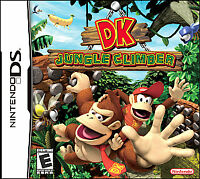 DK: Jungle Climber (Nintendo DS, 2007) GAME ONLY TESTED AND WORKING, USA SELLER