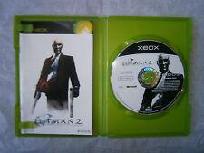 X BOX-HITMAN 2 SILENT ASSASSIN