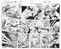 MCP #106 DPS Wolverine, Nightcrawler Action, Gene Colan