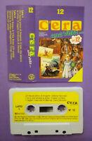 MC Musicassetta C'ERA UNA VOLTA 12 compare rospo gorgo orco dorato no dvd