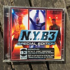 B3 – N.Y.B3  - Special Edition - CD / DVD