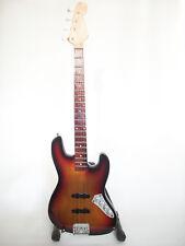 Guitare Miniature basse Fender Jazz Bass