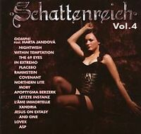 Schattenreich Vol.4 von Various   CD   Zustand gut