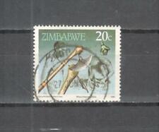 S9315 - ZIMBAWE 1990 - MAZZETTA DI 5 ASCIA - VEDI FOTO