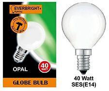 Golf Ball Incandescent EVEREADY Light Bulbs
