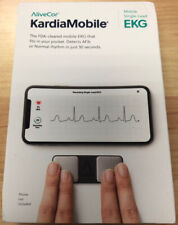 AliveCor Kardia Mobile Single-Lead EKG Real-Time Detection in 30 Seconds