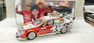 2009 Holden Commodore VE MHRT Tander Davison Bathurst Winner 1/18