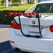 3 Bike Trunk-Mount Hatchback SUV or Car Sport Bicycle Carrier pannier Rack