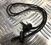 Genuine British Military Issue Elasticated Draw Cord and Quick Release Toggle X2