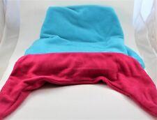 Child Fleece Mermaid Tail Sleeping Bag Wrap Blanket