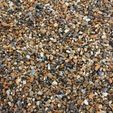 20MM GARDEN STONES FOR EDGING DRIVEWAY PEA SHINGLE GRAVEL MIX 20KG HANDY BAG