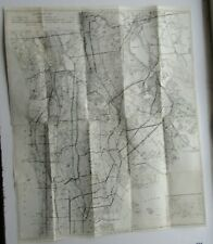 Geographia  Foldout Map Of  Manhattan  w/ Subway Map