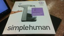 Simplehuman Compact Sensor Soap Pump Dispenser 8oz ST1023/ST1053 Brushed Nickel