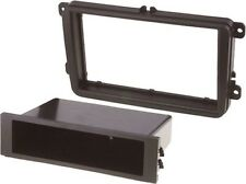 Skoda Rapid Roomster Fabia Octavia Single/Double din conversion trim facia kit
