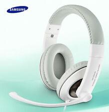 Original Samsung PC Computer Gaming USB Headset Headphones with Microphone 300UW