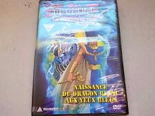 DVD MANGA YU-GI-OH LE TOURNOI ULTIME NAISSANCE DU DRAGON BLANC AUX YEUX BLEUS