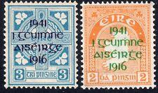 1941 Ireland Sg126 - Sg127  FRESH mint not hinged Anniv Easter Rising set