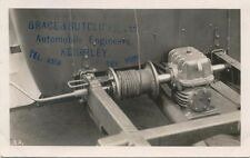 Commer ?? Winch Ref 32 Stamped Grace and Sutcliffe Postcard