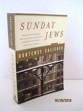 Sunday Jews: A Novel by Hortense Calisher