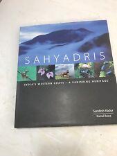 Sahyadris India's Western Ghats Hardcover Book Kadur Bawa