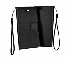 Coque Etui Housse Portefeuille Wallet Cover Case Samsung Galaxy A02 noir