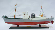 """Whale Catcher R2 Ready Display Model Ship 32"""""""
