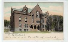 HIGH SCHOOL, AUBURN: Ohio USA postcard (C30221)
