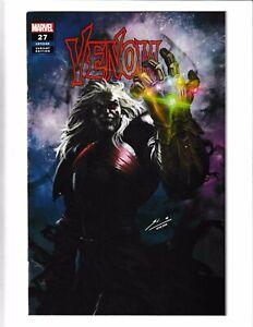 Venom #27 Skan Srisuwan Infinity Gauntet Varaint