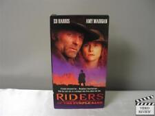 Riders of the Purple Sage VHS Ed Harris, Amy Madigan, Henry Thomas; Charles Haid