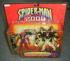 Spider-Man 2000 Cyberfighter vs Alien Carnage - RARE Multi Pack Toybiz MIP