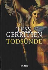 Todsünde von Tess Gerritsen | Buch | Zustand sehr gut