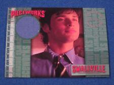 Smallville Season 4 PW2 Tom Welling Clark Kent Superman COSTUME PIECEWORKS SHIRT
