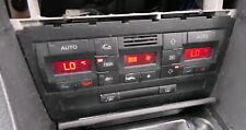 Audi A4 8E Steuergerät Klimaanlage Klimabedienteil 8E0820043AC OhneSitzheizung