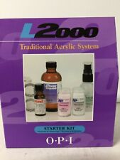 O.P.I.  L2000 traditional acrylic system STARTER KIT