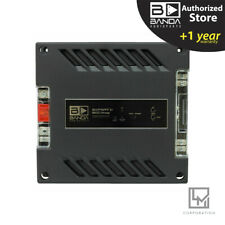 Banda Expert 802 - 2 Channel 800 Watts RMS 2 Ohm Car Amplifier 800W 3 Day delive