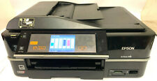 Epson Artisan 810 All-In-One CD/DVD Color Printer Fax Copy Scan WI-FI + INK!