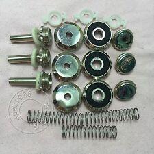 trumpet Repair parts Top valve cap /Finger Button/Stem/Bottom Valve cap