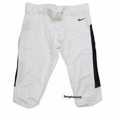 New listing Nike Mens 2XL Team Vapor Pro Football Pants Size White Compression NWT $75