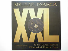 Mylene Farmer Maxi 45Tours vinyle XXL