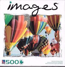 "Sure-Lox ""International Balloon Fiesta"" 500 piece 19"" x 14"" jigsaw  puzzle 2010"