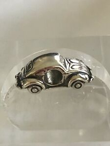 Trollbeads VW Bug World Tour Volkswagon Beetle Bug Brand New